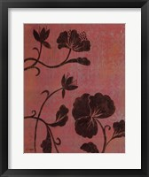 La Vie en Rose I - CS Framed Print