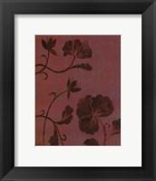 Framed La Vie en Rose I - mini - CS
