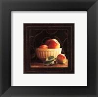 Framed Frutta del Pranzo I - petite