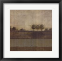 Silent Journey I - CS Framed Print