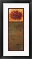Framed Autumn Vision II - mini
