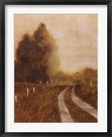Framed Traveled Path II