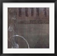 Moon Shadow II - CS Framed Print