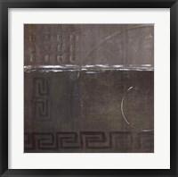 Moon Shadow III - CS Framed Print
