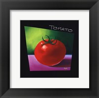 Framed Tomato - mini
