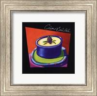 Framed Creme Brulee - mini