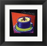 Framed Creme Brulee - mini