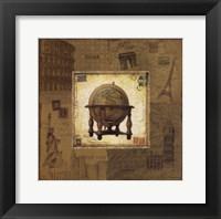 Framed Globe II