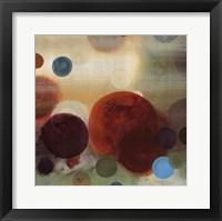 Framed Circle Dreams I
