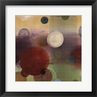 Framed Circle Dreams II