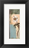 Framed Floral Splendor I - petite