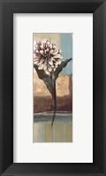 Framed Floral Splendor II - petite