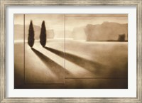 Framed Cyprus Eclipse I