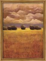 Framed Golden Fields II