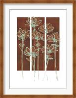 Framed Flourish II