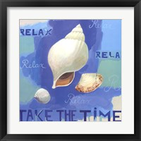 Framed Shells of Time II