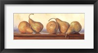 Framed Pears III