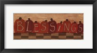 Framed Blessings