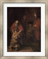 Framed Return of the Prodigal Son