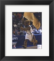 Framed University of Pittsburgh -  Panthers Mascot, 2004