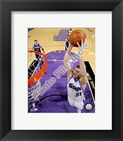 Framed Spencer Hawes 2007-08 Action