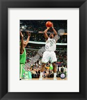 Framed Chris Paul 2007-08 Action