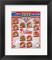 Framed Philadelphia Phillies - 2008 Team Composite