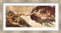 Framed Creation of Adam