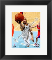 Framed Carlos Boozer 2007-08 Action