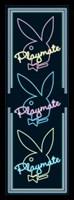Framed Playboy - Playmate Triple