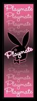Framed Playboy - Playmate Pink