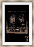 Framed Death Row - Gang Related