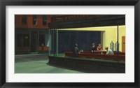 Framed Nighthawks, 1942