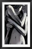 Framed Simply Nude