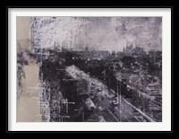 Symphony of the City I Framed Print
