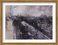 Framed Symphony of the City I