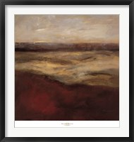 Framed Dunes of Brighton I