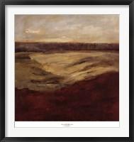 Dunes of Brighton II Framed Print