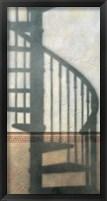 Framed Spiral Staircase