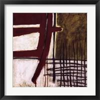 Framed Textiles I