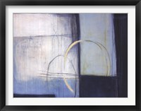 Framed Way to Blue