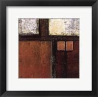 Framed Entradita I