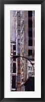 New York, New York III Framed Print