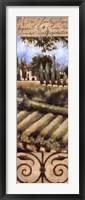 Framed Tuscany Villa I