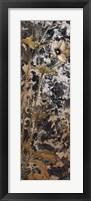 Slender Blossoms I Framed Print
