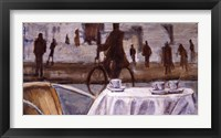 Framed Bicycle Ride