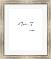 Framed Dog