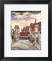 Framed Innsbruck Castle