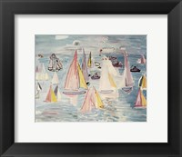 Framed Regatta
