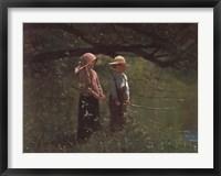 Framed Fishin'